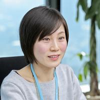 サイボウズ株式会社 事業支援本部 人事部採用担当 武部美紀さん プロフィール写真