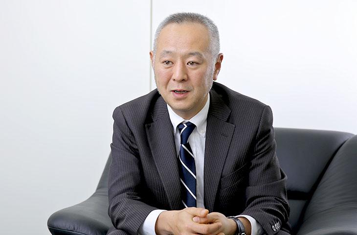 森下仁丹株式会社 専務取締役 事業統括担当 兼 ヘルスケア事業本部長 森下雄司さん