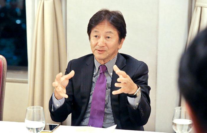 ウォルト・ディズニー・ジャパン株式会社 バイスプレジデント 人事・総務担当 落合 亨さんphoto
