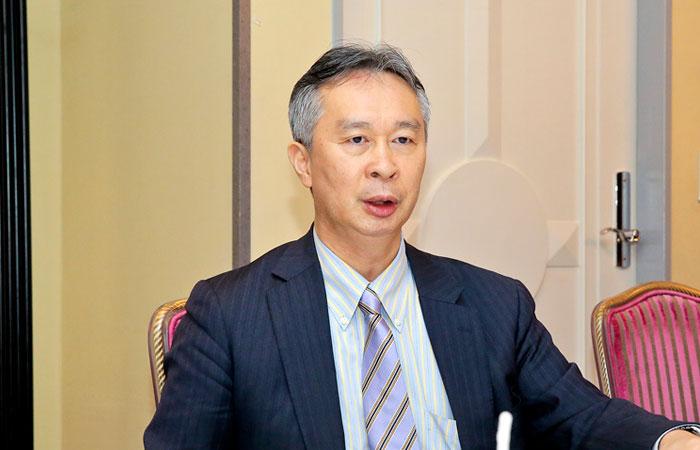 カゴメ株式会社 執行役員CHO(最高人事責任者)  有沢正人さんphoto