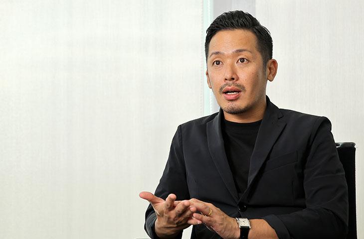 エイベックス株式会社 グループ執行役員 CEO直轄本部 本部長 加藤 信介さん