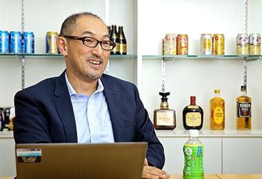 田中憲一さん(サントリーホールディングス株式会社 グローバル人事部)