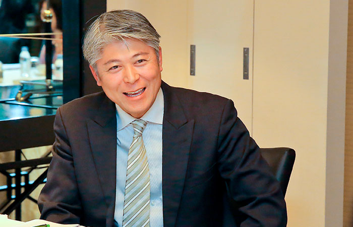 樋口知比呂氏(株式会社SMBC信託銀行 人事部 部長)