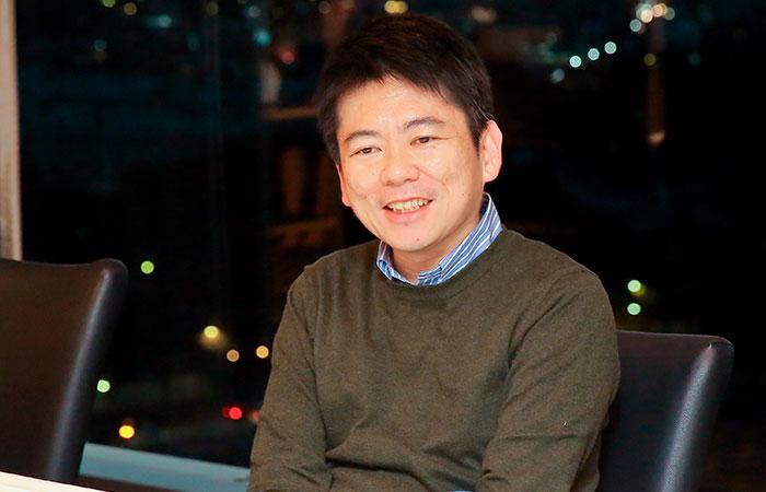 源田泰之氏(ソフトバンク株式会社 人事本部 採用・人材開発統括部 統括部長)