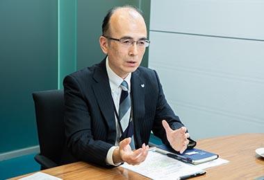 山田修さん(キヤノン株式会社 人事本部 人材・組織開発センター 技術人材開発部長)
