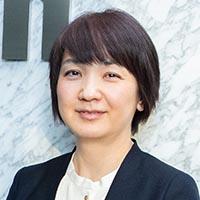 須藤由紀さん