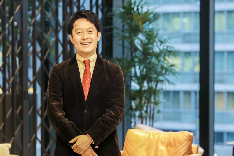 永島寛之さん(株式会社ニトリホールディングス 組織開発室長 兼 人材教育部 マネジャー)写真