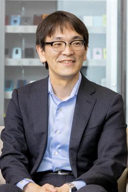 横尾 大輔さん(KDDI株式会社 人事企画部長)