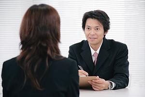 人材紹介会社が行う面接対策 採用業務を社長一人で担当する企業