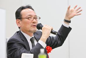 古野庸一氏 Photo