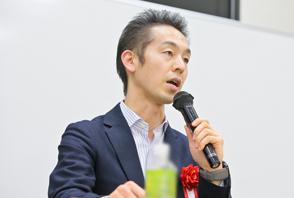 曽山哲人氏 Photo