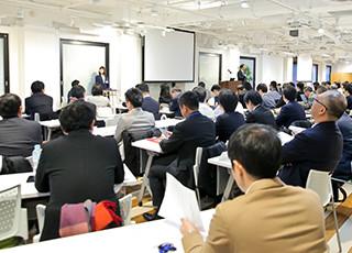 『日本の人事部』説明会の様子