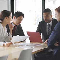 5.グローバル人材研修の課題別プログラム例