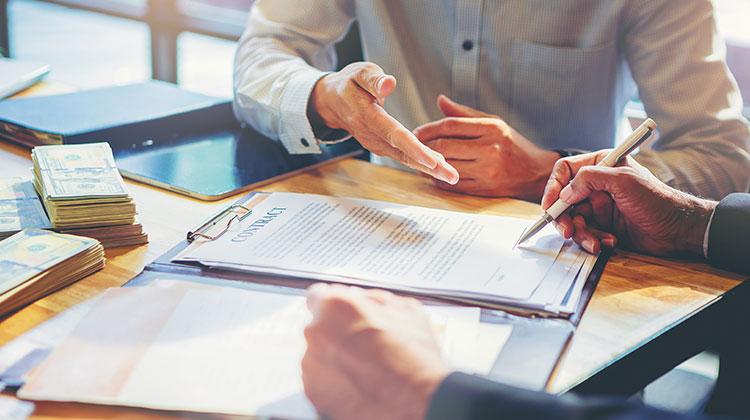 人材派遣会社の選び方と契約