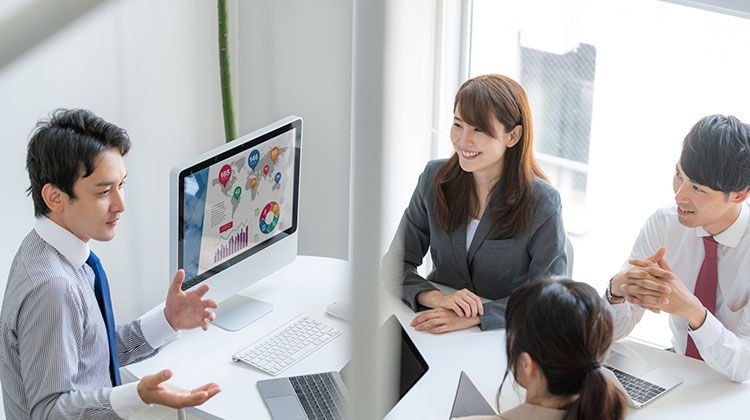 コミュニケーション研修のプログラム例