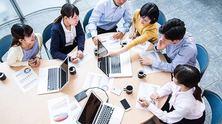 モチベーション・組織活性化研修のプログラム例
