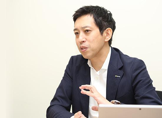 日本マイクロソフト株式会社 越川 慎司さん