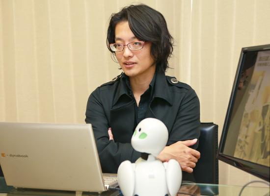 株式会社オリィ研究所 吉藤 健太朗さん