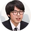 テンプホールディングス株式会社 グループ人事本部 人事情報部 人事情報室 小川 翔平さん