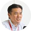 リコージャパン株式会社 執行役員 経営企画事業本部 構造改革推進本部 本部長 飯沼 満さん