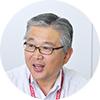 リコージャパン株式会社 経営企画事業本部 構造改革推進本部 システム開発室 RPA開発グループ 南雲 敏明さん