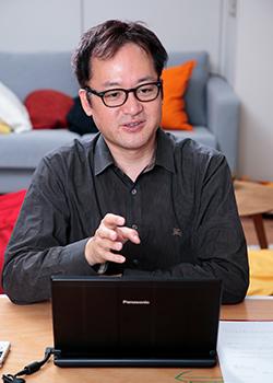 稲見 昌彦さん(東京大学先端科学技術センター 身体情報分野 教授)