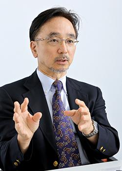 東京大学社会科学研究所 教授 大湾 秀雄さん