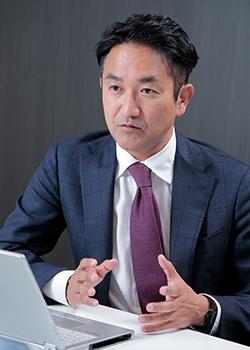 一般社団法人日本RPA協会 代表理事 / RPAテクノロジーズ株式会社 代表取締役社長 ビッグデータイノベーション推進部長 大角 暢之さん