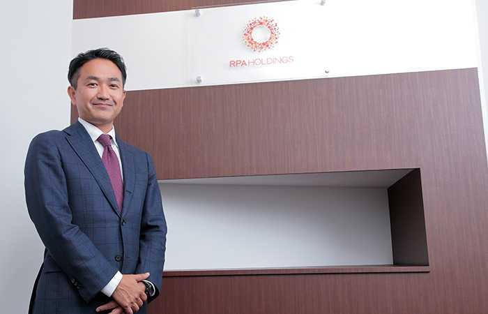 取材は2017年10月17日、東京・港区のRPAテクノロジーズ本社にて