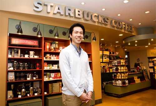 スターバックス コーヒー ジャパン株式会社 田中 良興さん