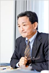 青山重男さん