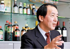 キッコーマン株式会社 人事部長  松崎毅さん