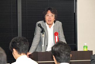 第2部 海老原 嗣生氏(ニッチモ 代表取締役)講演 Photo