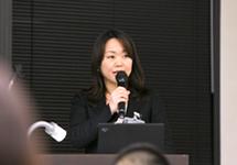 株式会社アイ・キュー営業マネジャー大坪安子 写真