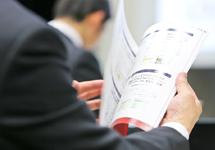 日本の人事部「HRカンファレンス」出展説明会 写真
