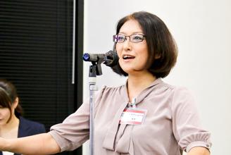 ASTDグローバルネットワークジャパン代表の中原孝子からメッセージ