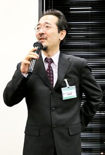 株式会社ジェイフィール 代表取締役 高橋克徳様よりご挨拶