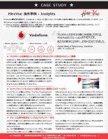 ウェブ面接プラットフォームHireVueのInsights導入事例『Vodafone/Hilton Worldwide』