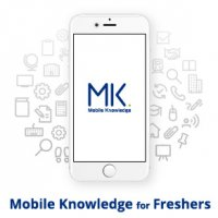 Mobile Knowledge(モバイルナレッジ) for Freshers
