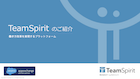 勤怠管理・工数管理・経費精算・電子稟議が一体となった働き方改革プラットフォーム「TeamSpirit」ご紹介資料
