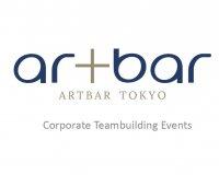 【企業向けチームビルディング研修のご案内】ARTBARTOKYOCorporateTeambuildingEvents