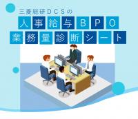 人事給与業務量診断シート ~BPO導入検討前の現状把握として、自社の人事給与業務量を計算するために利用可能なシート~