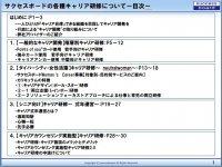 キャリア研修カリキュラム10点掲載!【キャリアカリキュラムご紹介】資料