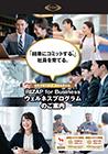 RIZAPウェルネスプログラム サービス紹介パンフレット