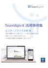 TeamSpirit活用事例集【エンタープライズ 編】