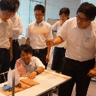 新入社員研修プログラム「アトランティックプロジェクト」