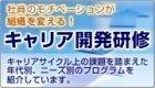 キャリア開発研修/キャリアデザイン研修 【CDS研修】