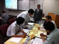 「行動変革」を作り出すリーダーシップ研修