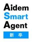 【完全成功報酬型 新卒紹介サービス】 Aidem Smart Agent 新卒