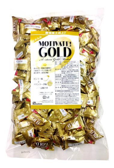 モチベーションキャンディ MOTIVATE! GOLD_画像